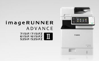 Canon imageRUNNER ADVANCE 715iF II