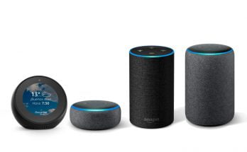 bocinas Amazon Echo