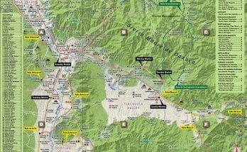 mapa interactivo Oaxaca