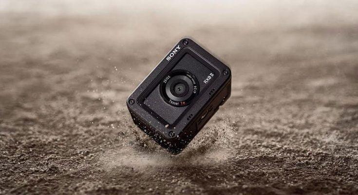 Camara Ultracompacta Sony RXO II