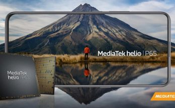 MediaTek chipset Helio P65