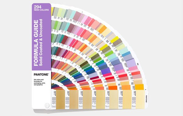 colores Pantone Matching System