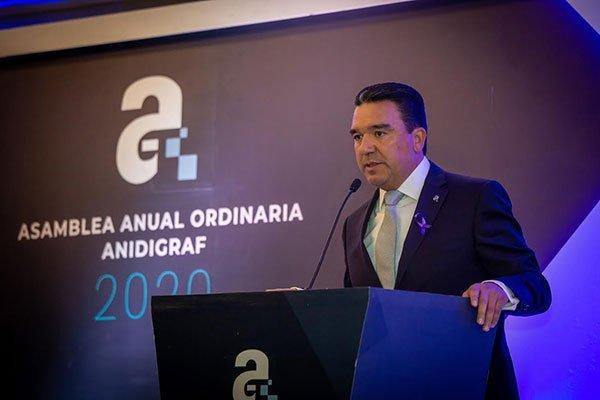 Industria gráfica en México Anidigraf