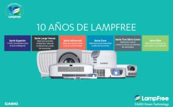 proyector Casio Lampfree