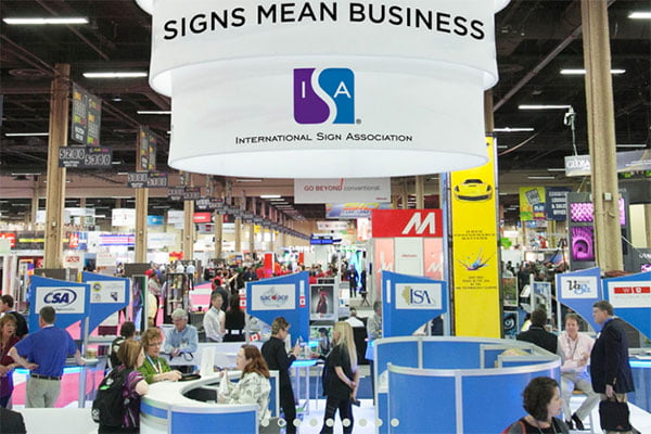 ISA Sign Expo se cancela este año