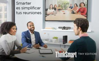 ThinkSmart Edition Tiny videoconferencias