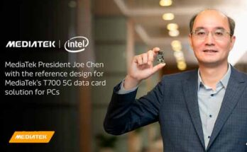Intel MediaTek 5G