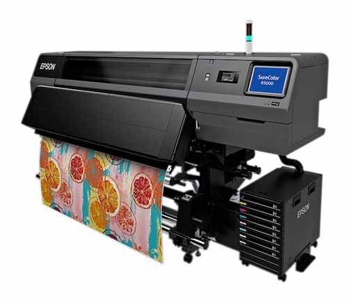 Epson SureColor SC-R5000 printer resin inks