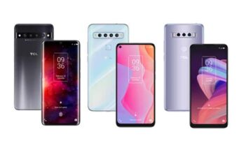Smartphones TCL 10 NXTVISION