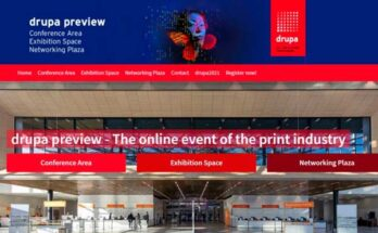 drupa preview evento digital