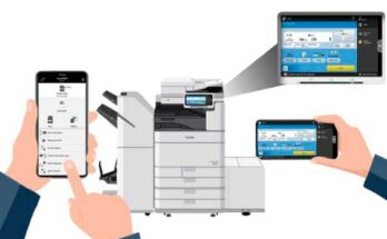 PRINT Business app Canon